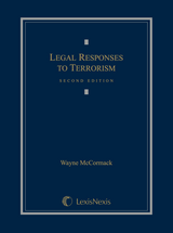Legal Responses to Terrorism book jacket