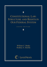 Constitutional Law book jacket