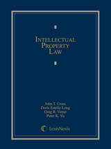 Intellectual Property Law book jacket