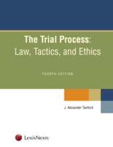 The Trial Process book jacket
