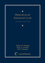 Principles of Insurance Law book jacket