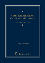 Administrative Law book jacket