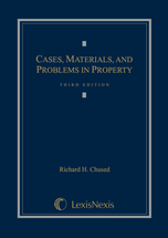 Cases, Materials and Problems in Property book jacket