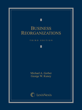 Business Reorganizations book jacket