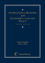 International Business and Economics book jacket