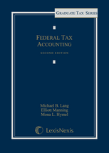 Federal Tax Accounting book jacket