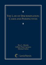 The Law of Discrimination book jacket