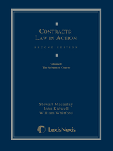 Contracts: Law in Action, Volume 2 book jacket