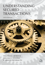 Understanding Secured Transactions book jacket