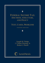 Federal Income Tax book jacket