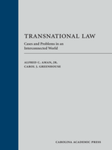 Transnational Law book jacket