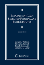 Employment Law Document Supplement book jacket