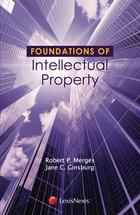 Foundations of Intellectual Property book jacket
