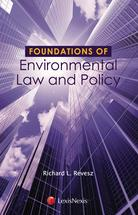 Foundations of Environmental Law and Policy book jacket