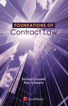 Foundations of Contract Law book jacket
