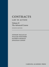 Contracts: Law in Action, Volume 2, Fourth Edition