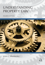 Understanding Property Law book jacket