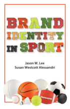 Brand Identity in Sport book jacket