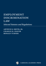 Employment Discrimination Law Document Supplement book jacket