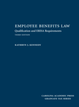Employee Benefits Law book jacket