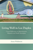 Living Well in Los Duplex book jacket