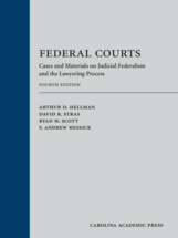 Federal Courts book jacket