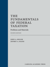 The Fundamentals of Federal Taxation book jacket