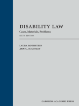 Disability Law, Sixth Edition