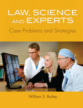Law, Science and Experts: Case Problems and Strategies book jacket