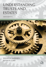 Understanding Trusts and Estates book jacket
