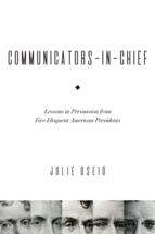 Communicators-in-Chief book jacket