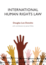 International Human Rights Law book jacket