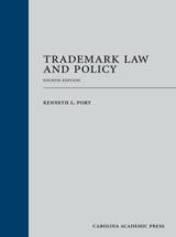 Trademark Law and Policy book jacket
