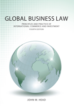 Global Business Law book jacket
