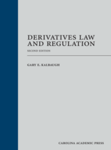 Derivatives Law and Regulation book jacket