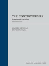 Tax Controversies book jacket