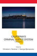 California's Criminal Justice System book jacket