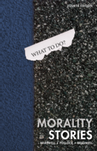 Morality Stories book jacket
