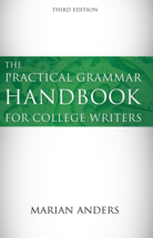 The Practical Grammar Handbook for College Writers book jacket