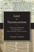 Lost in Translations book jacket