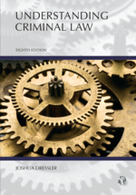Understanding Criminal Law book jacket