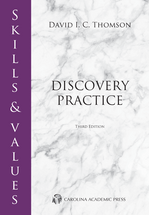 Skills & Values: Discovery Practice book jacket