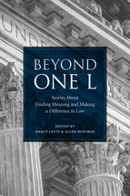 Beyond One L book jacket