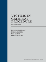 Victims in Criminal Procedure book jacket