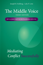 The Middle Voice book jacket