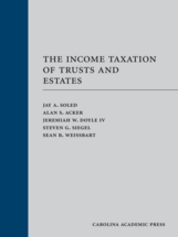 The Income Taxation of Trusts and Estates