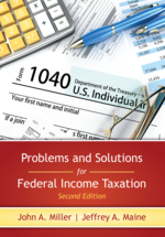 Problems and Solutions for Federal Income Taxation book jacket