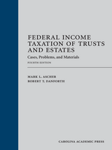 Federal Income Taxation of Trusts and Estates book jacket