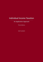 Individual Income Taxation book jacket