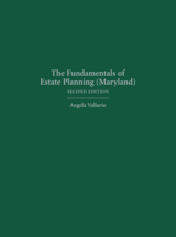 The Fundamentals of Estate Planning (Maryland) book jacket